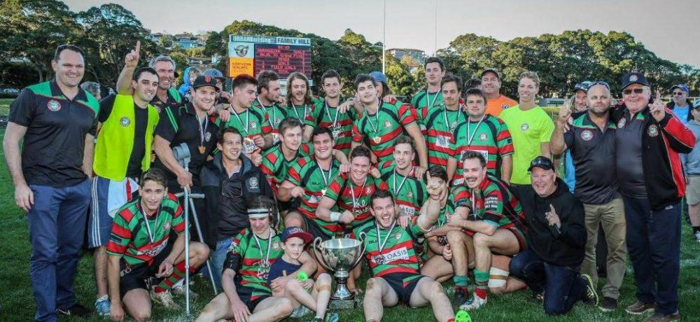Avalon Bulldogs - 2016 Grand Final